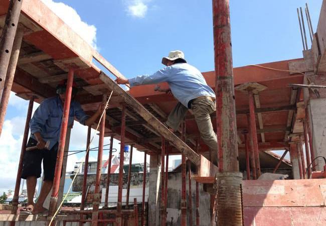 công ty xây nhà tphcm