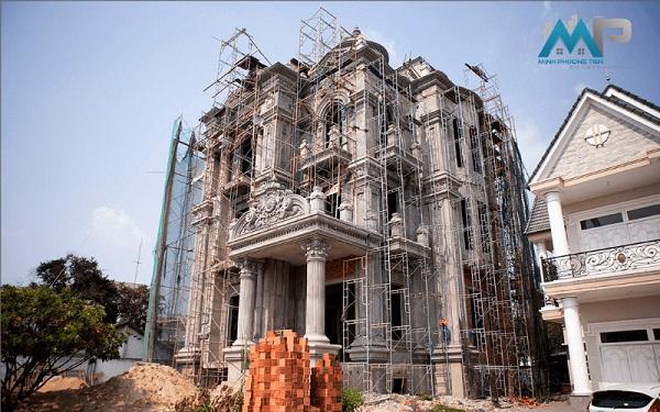 Báo giá hoàn thiện nhà xây thô tại TP.HCM năm 2021