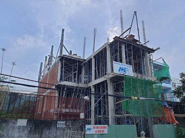 Bảng báo giá xây dựng nhà phần thô quận 2