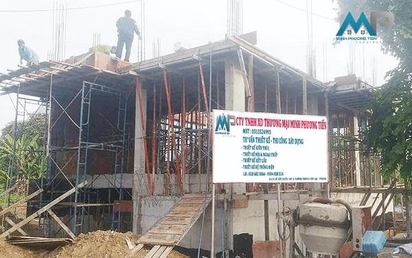 Bảng báo giá xây dựng nhà phần thô quận 3