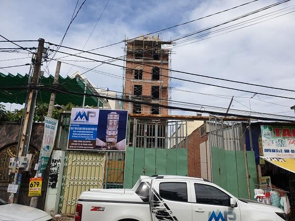 Bảng báo giá xây dựng nhà phần thô quận 7